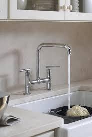 Self Trimming Apron Front Sink by Kohler K 6488 0 Whitehaven Self Trimming Apron Front Single Basin