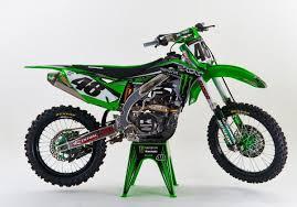First Look Monster Energy Kawasaki 2015