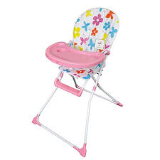 Evenflo Easy Fold Simplicity Highchair by Cute Baby Folding Highchair Pink Features U2022compact Folding For