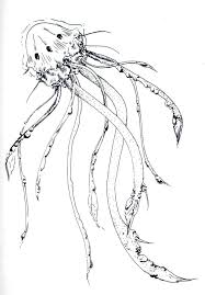 Unique Jellyfish Coloring Pages KIDS Design Gallery