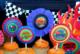 MONSTER TRUCK Party - Monster Truck- Racing- CANDY LABELS- Monster ... Monster Jam Trucks Do It Yourself Birthday Party Favor Truck 3d Delux Pack This Started Colors Jams Supplies Together With Jam Gravedigger Ideas Photo 6 Of 10 Cre8tive Designs Inc Custom Printable Invitation Canada Tags For Cheap Derby Suckers Lollipops Favors Twittervenezuelaco Real Parties Modern Hostess