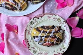 mohnschnecken mit marzipan und preiselbeeren backen mit