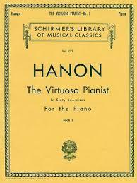 Hanon The Virtuoso Pianist Book 1 In C L