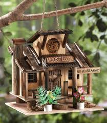 Image Of Rustic Birdhouses Idea