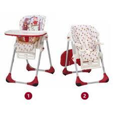 chaise haute évolutive chicco chicco chaise haute polly 2 en 1 land achat prix