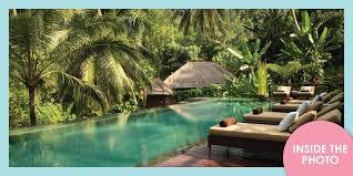 100 Hanging Gardens Of Bali Inside The Photo Of Polka Dot Bride