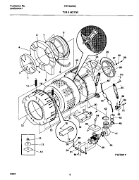 Tub Drain Assembly Diagram by Samsung Top Load Washer Parts Diagram Modern Home