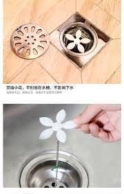 Bathroom Sink Drain Hair Stopper by Aliexpress Com Buy 1pcs Shower Drain Hair Catcher Stopper Clog