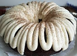 Celebrating with Chocolate Spice Bundt Cake Baking for friends