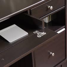Sauder Desk With Hutch Walmart by Furniture Sauder Computer Desks Sauder L Shaped Desk Desk