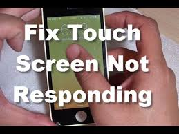 iPhone Fix Touch Screen is not Responding Properly
