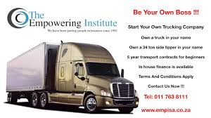 100 Starting A Trucking Company How To Start Your Own Successful
