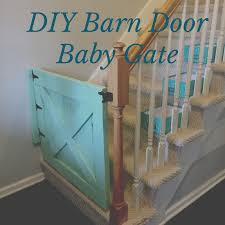 DIY Barn Door Baby Gate Out Of Pallets – Shabby Aina Chic Boutique ... Baby Gate With A Rustic Flair Weeds Barn Door Babydog Simplykierstecom Diy Pet Itructions Wooden Gates Sliding Doors Ideas Asusparapc The Sunset Lane Barn Door Baby Gate Reclaimed Woodbarn Rockin The Dots How To Make 25 Diy 1000 About Ba Stairs On Pinterest Stair Image Result For House