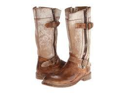 upc 651457449609 bed stu gogo tan white women s zip boots