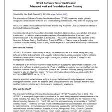Mobile Resume Application Testing Sample