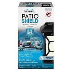 amazon com thermacell mr 9w patio shield cambridge mosquito