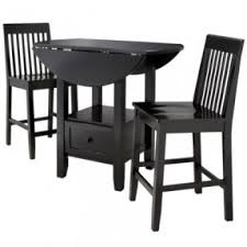 3 piece pub dining set foter
