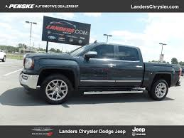 2018 Used GMC Sierra 1500 1500 CREW CAB 4WD 143.5' At Landers ...