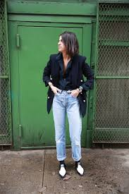 why i like it the double breasted blazer man repeller