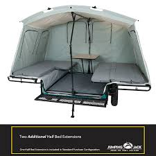 Tent Trailer Accessories | Jumping Jack Trailers 4 Best Truck Tents For Your Fall Weekend Escape Diy Pvc Truck Mattress Tent Simply Trough Tarp Over See Full Size Tent 65 Rightline Gear 110730 Family Roof Top Annex Room Awning Led Light Combo Tstuff4x4 Napier Outdoors Avalanche 2 Person Awesome Product Guide 175421 At Sportsmans Backroadz Trust Me This Is Great Sportz Short Bed Enterprises 57022 Compact 175422 Tacoma Overland Camper Youtube