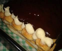 dessert avec des boudoirs gâteau aux boudoirs de mémé recette de gâteau aux boudoirs de