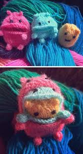 teeny toy knitting patterns in the loop knitting
