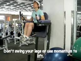 Hanging Leg Raisescaptains Chair Abs by The 25 Best Hanging Leg Lifts Ideas On Pinterest Ab Workouts
