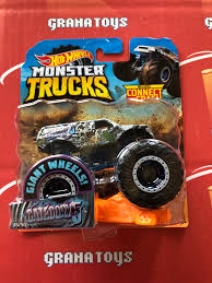 100 Hot Wheels Monster Truck Toys Category 5 4550 2019 S Case L