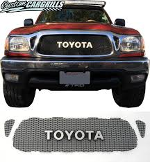 Customize Your Truck With A Mesh Grill Insert For Your Toyota Tacoma ...