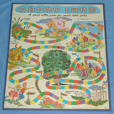 Candyland Board Game Print Out