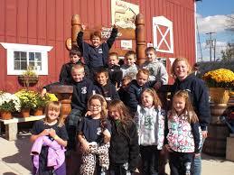Siegels Pumpkin Farm by October 2012 Saint Gabriel Church And Elementary