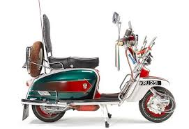 Is Perhaps Most Appropriate When Used In The Context Of Vintage Lambretta Or Vespa Scooters As It Could Just Easily Be Short For Modification
