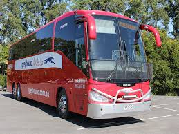 Do Greyhound Australia Buses Have Toilets by Greyhound Volvo B11r Video Review