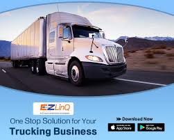 100 Truck Stop App EZLinQ Is The One Stop Solution To Manage Your Trucking Business