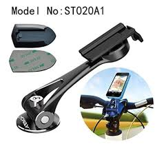 ST020A1 Universal Cycling Bike Metal Stem Cap Mount Holders for