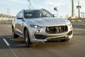 100 Maserati Truck 2017 Levante SQ4 First Test The Maserrocky Or Monster