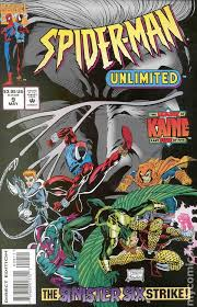 Comic Books In Spider Man Sinister Six Strike