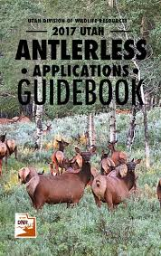 Shed Hunting Utah 2017 by Hunting And Fishing Guidebooks