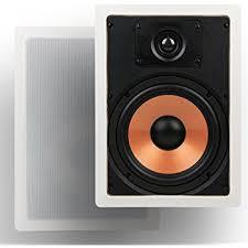 Polk Ceiling Speakers Amazon by Amazon Com Polk Audio 265rt Ea 3 Way In Wall Speaker Home