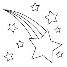 Ideas Of Star Coloring Pages To Print About Format Sample