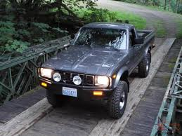 100 Toyota Trucks 4x4 For Sale 1983 Pickup Bed Truck For