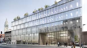 immeuble bureau bureaux de 6340 m à gentilly l atriode lamotte entreprise