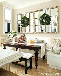 Large Dining Room Wall Mirrors New Picture Photos Of