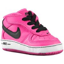 infant nike crib shoes Nike Air Force e Crib Girls Infant