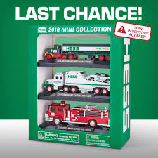 100 Hess Truck Toy Last Chance To Get Your 2018 Mini Facebook