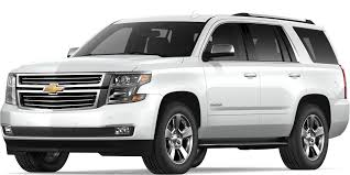 100 Chevy Hybrid Truck 2019 Tahoe FullSize SUV Avail As 7 Or 8 Seater SUV