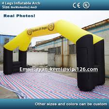 Halloween Inflatable Archway Tunnel by Online Buy Wholesale Inflatable Archways From China Inflatable