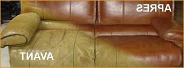 rénover canapé rénover canapé en cuir conception impressionnante rénovation de