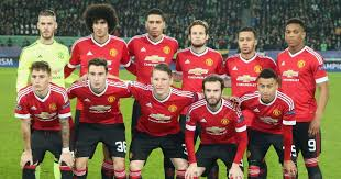Manchester Uniteds Squad Rated And Slated