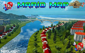 Mario Map V12.7 [1.30.x] Mod For ETS 2 Mario Truck Green Lantern Monster Truck For Children Kids Car Games Awesome Racing Hot Wheels Rosalina On An Atv With Monster Wheels Profile Artwork From 15 Best Free Android Tv Game App Which Played Gamepad Nintendo News Super Mario Maker Takes Nintendos Partnership Ats New Mexico Realistic Graphics Mod V1 31 Gametruck Seattle Party Trucks Review A Masterful Return To Form Trademark Applications Arms Eternal Darkness Excite Truck Vs Sonic For Children Mega Kids Five Tips Master Tennis Aces